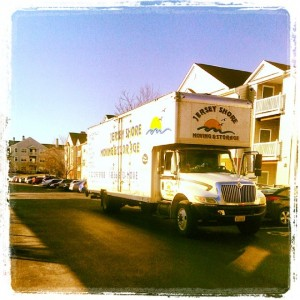 Moving & Storage Services Tinton Falls