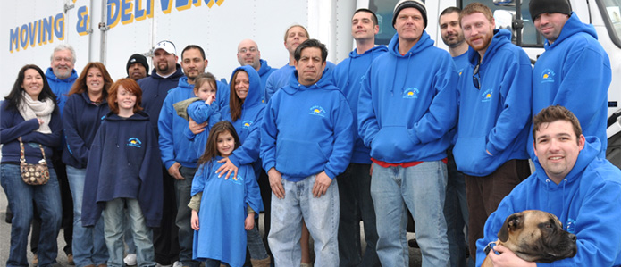 Jersey Shore Moving - FAQs - Our Team