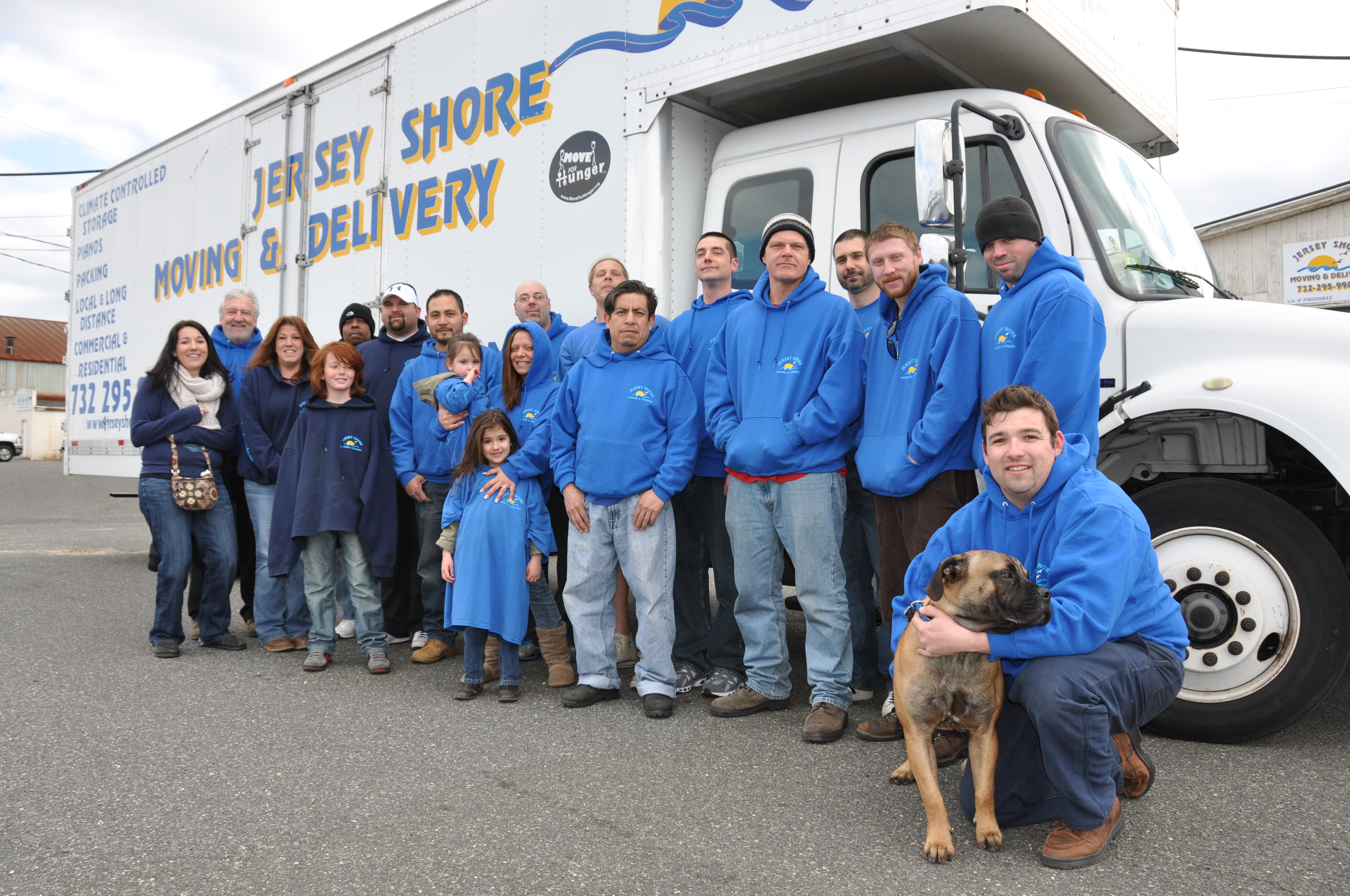 Moving & Storage Services Middletown